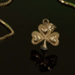 Small Shamrock Pendant